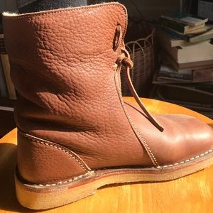 Other - Leather and wool boots